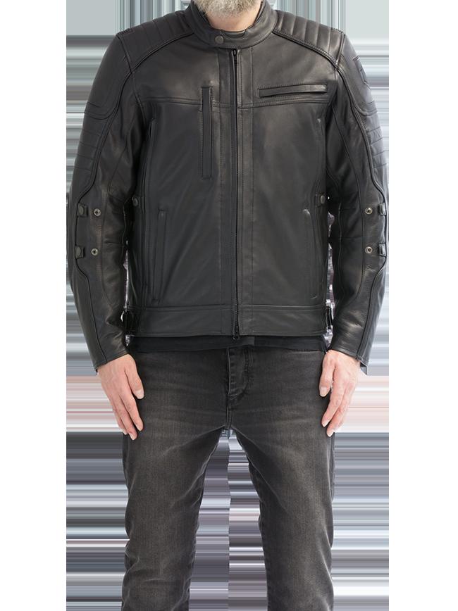 Kevlar leather jacket