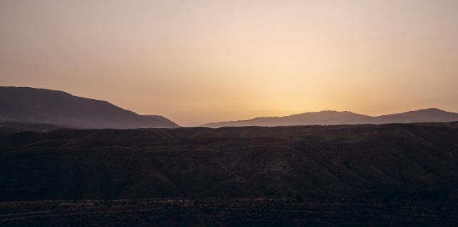 Ein Kurztrip in die Spanische Wüste