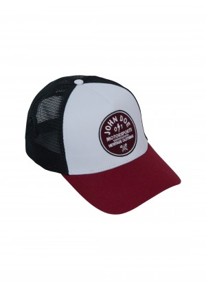 JOHN DOE CAP - JDM 0/1 Red Cap