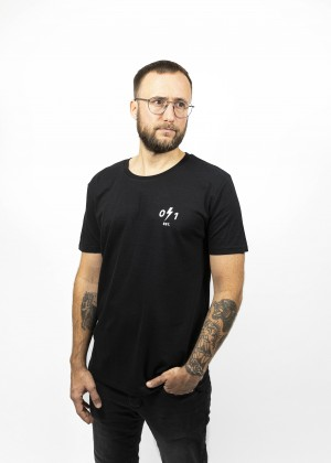 T-Shirt Flagstaff Black