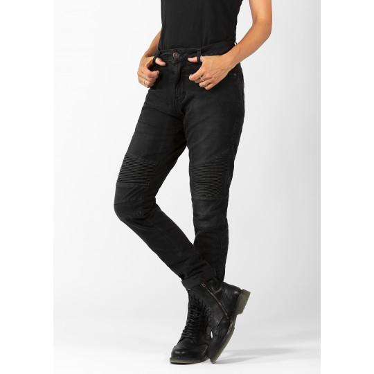 Betty Biker Jeans Black Used