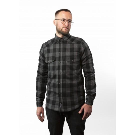 Motoshirt Grey/Black