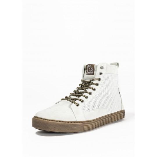 Neo White/ Brown