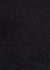 Motoshirt Denim Black