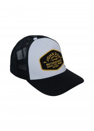 JOHN DOE CAP - JDM Heritage Yellow Cap