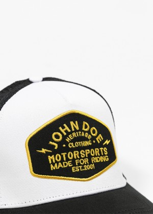 JDM Heritage Yellow Cap - one size