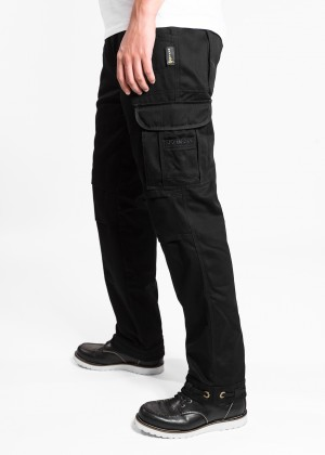 Regular Cargo Black
