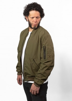 Flight Jacket Green