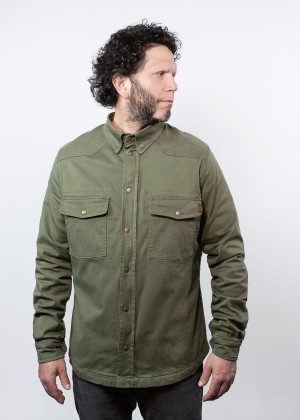 Motoshirt Olive