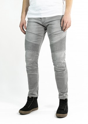 Rebel Jeans Light Grey-XTM