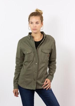 Motoshirt Women Olive