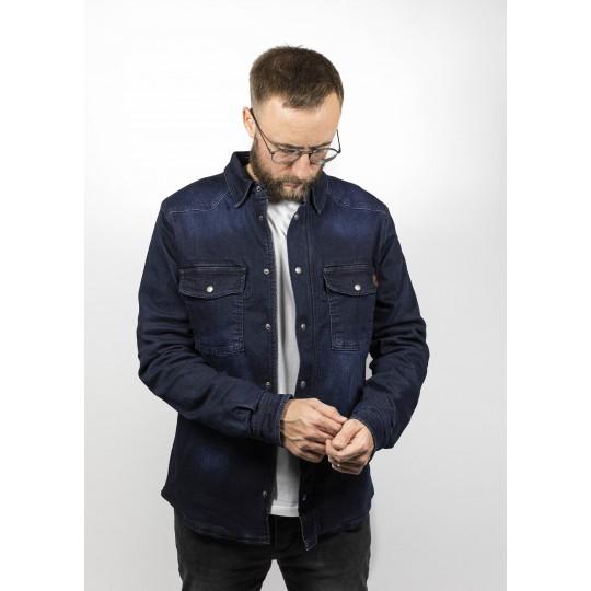 Motoshirt Dark Blue