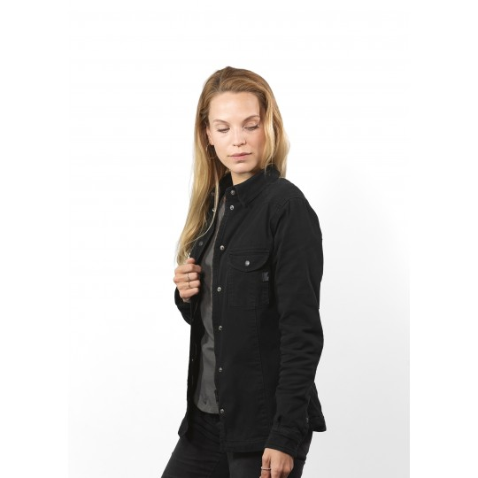 Motoshirt Women Black