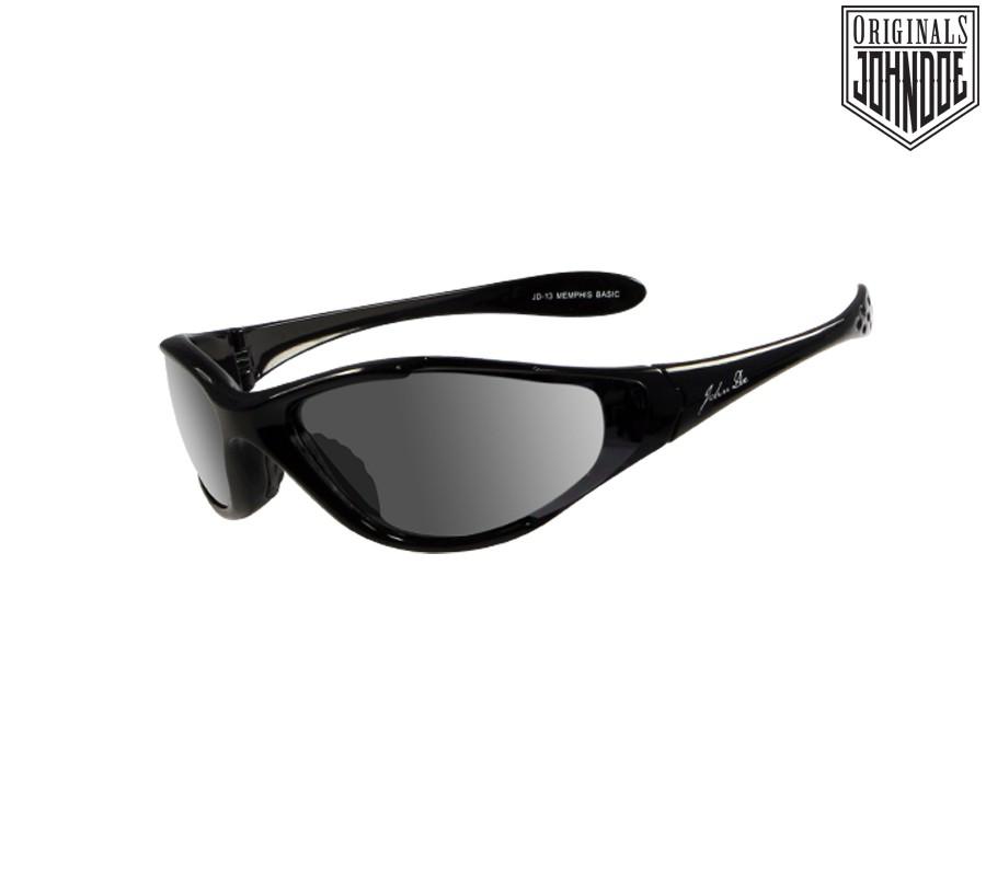 John Doe Memphis Basic Sonnenbrille Schwarz 49hE6r