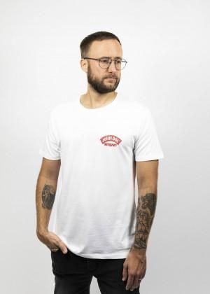 T-Shirt Ratfink White