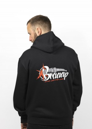 Zip HOODIE Braaap