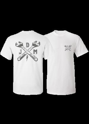 T-Shirt Classic White JDS6015