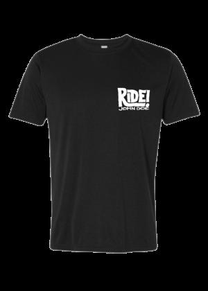T-Shirt Ride Black JDS6026