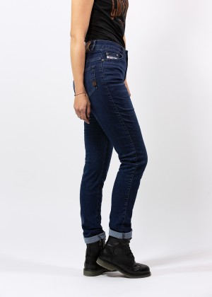 Betty High Dark Blue Used-XTM