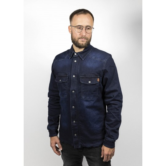 Motoshirt Dark Blue