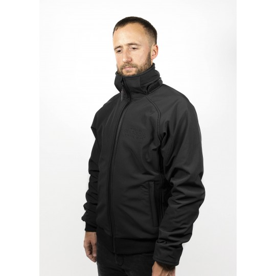 Mens Softshell Jacket 2 in 1 with XTM