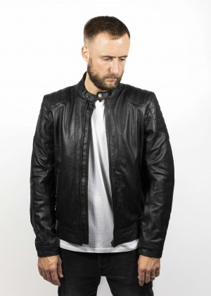 Roadster Leather Jacket