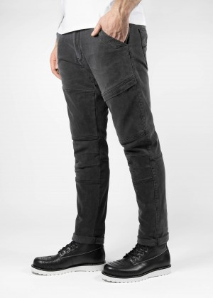 Trophy Jeans Dark Grey-XTM