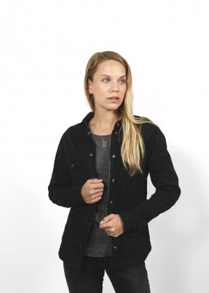 Motoshirt Women Black