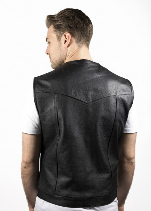 John Doe MC Outlaw Vest JDW3002