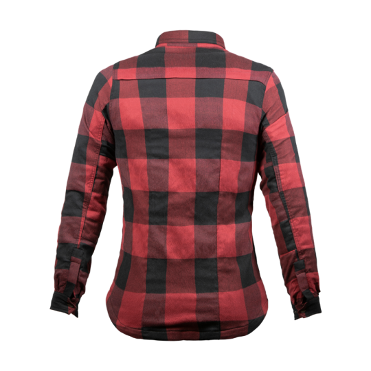Motoshirt Women Red/Black
