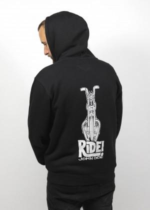 Zip HOODIE Ride