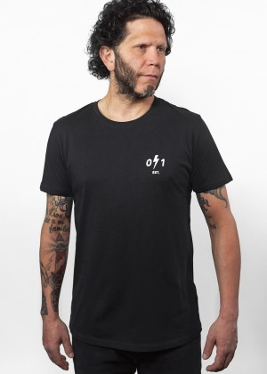T-Shirt Signature Black