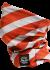 John Doe Tube Stripes Red