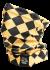 John Doe Tube Race Flag Yellow