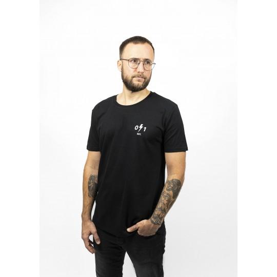 T-Shirt Flagstaff Black