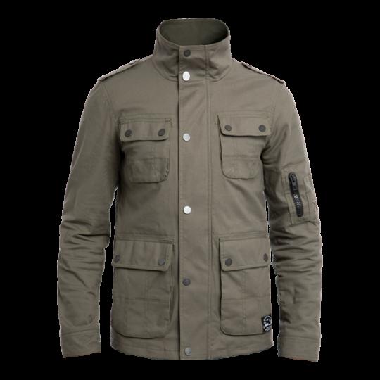 Explorer Jacket XTM - Olive