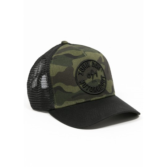 Trucker Hat Camou 0/1- one size