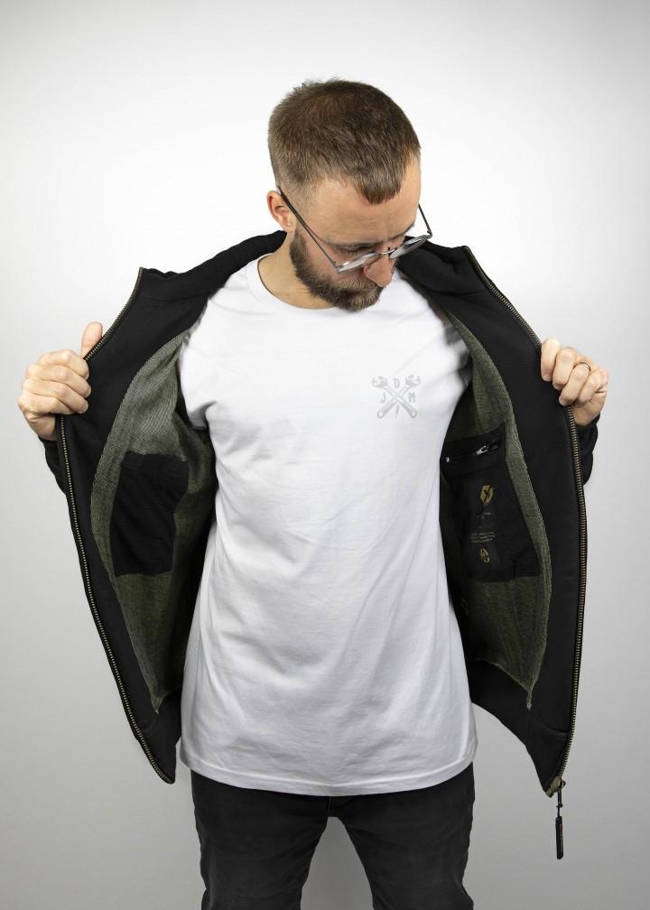 Details about  /John Doe Flagstaff T-Shirt Black
