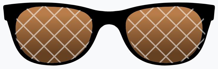 Polarisierte Gläser