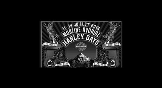 Morzine Avoriaz Harley Days festival
