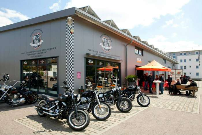 Big Twin Motorcycles Group