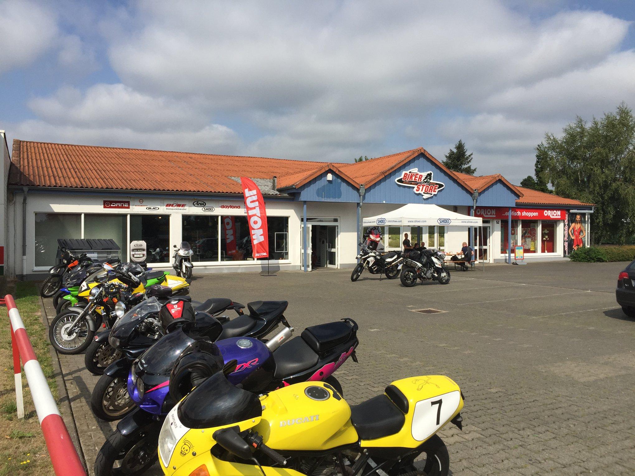 Biker Store Minden
