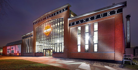 Harley Factory Frankfurt