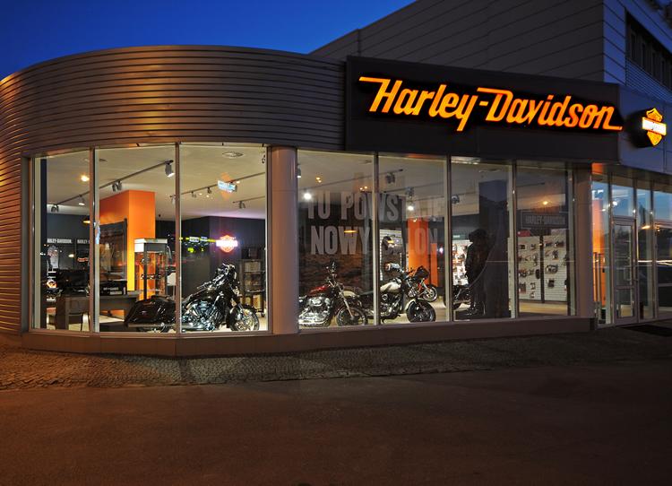Motor Centrum - Harley Davidson