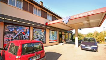 Motorrad-Ecke Freudenstadt