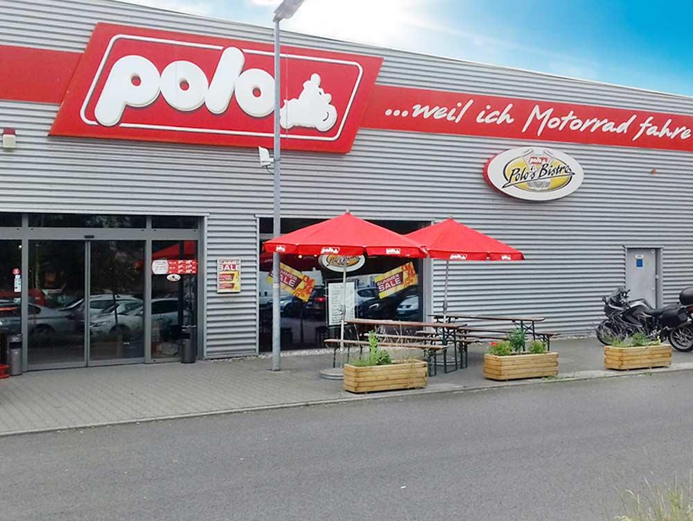 POLO MOTORRAD STORE BERLIN - MARIENDORF