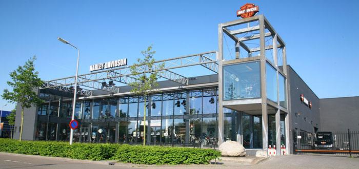 Motor Saloon Amersfoort