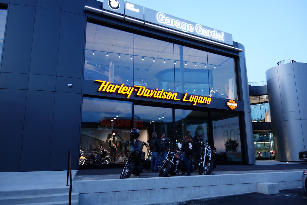 Harley Davidson Lugano