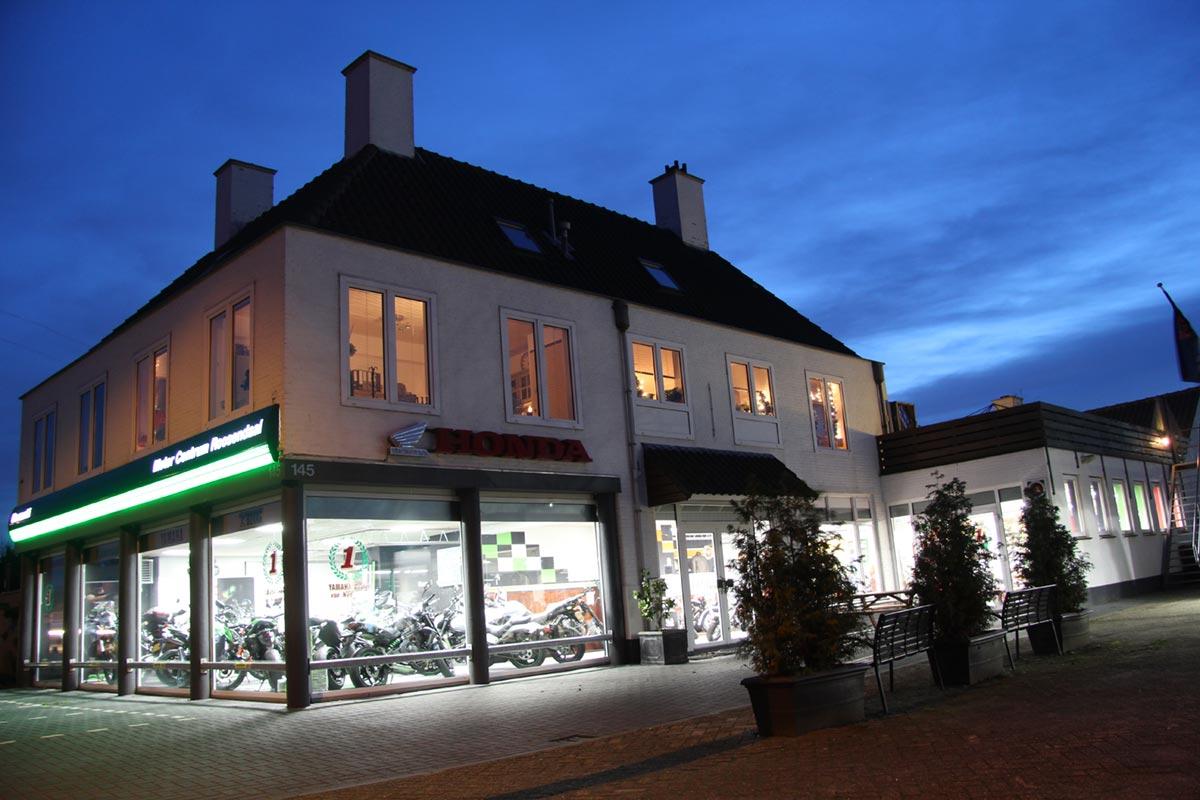 M.C.R.  Motor Centrum Roosendaal