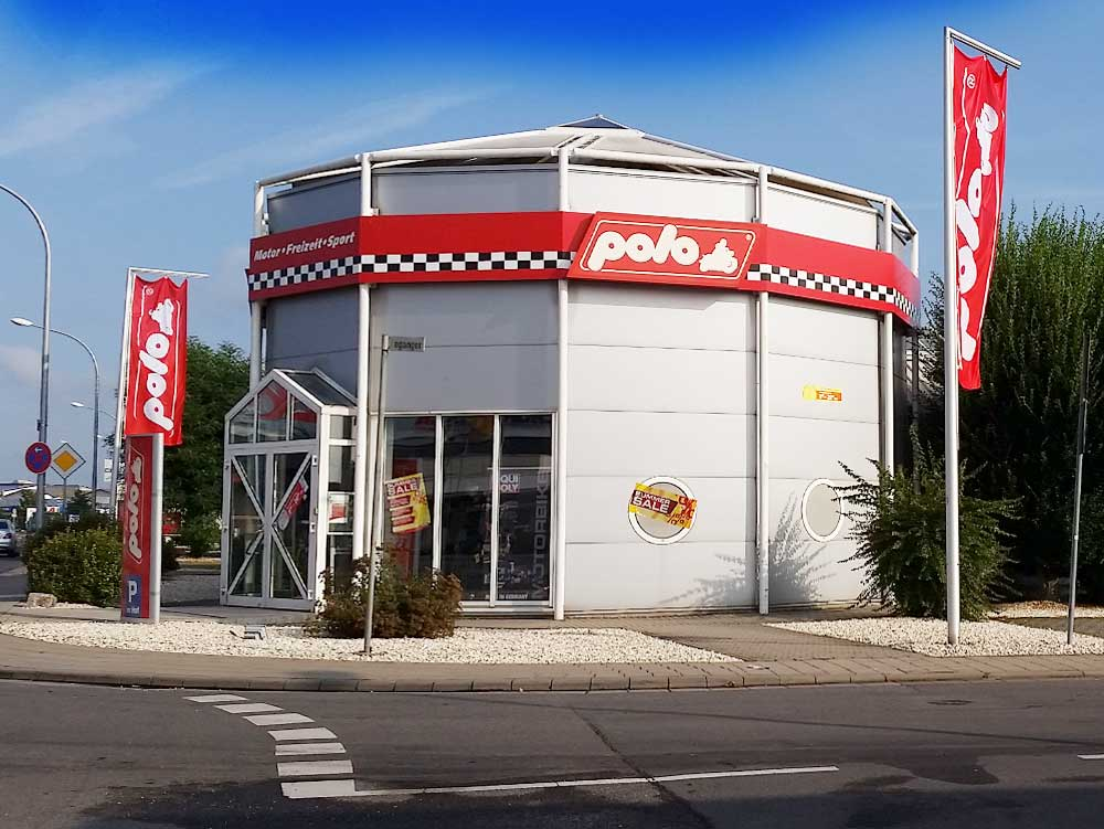 POLO MOTORRAD STORE HALLSTADT